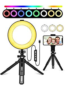 Auriani Ring Light 2019 Newest – Best selfies