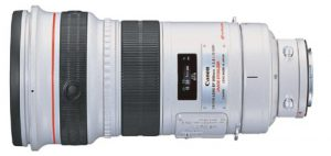 Canon EF 300mm f/2 : The  300mm F2.8 is a Great Lens