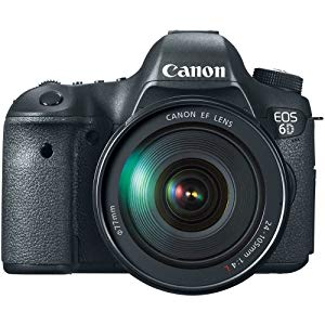 Canon EOS 6D 20 : Great step up from the 60D
