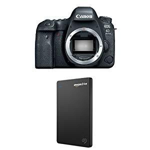 Canon EOS 6D Mark II Digital SLR Camera Body – I do like the articulated screen on the new camera