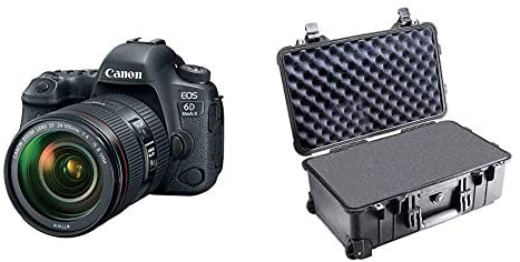 Canon EOS 6D Mark II DSLR Camera : Slightly improved, yet vastly the same.