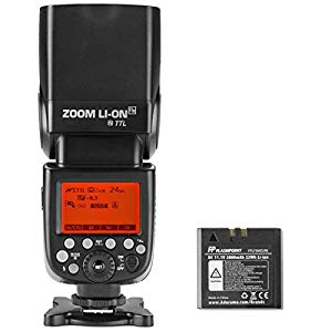 Flashpoint Zoom Li-ion R2 TTL On-Camera Flash Speedlight – I bought 2 to replace the 2 Nikon 900 flashes I had that were pretty much beat