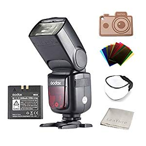 Godox Ving V860II-N I-TTL Li-ion Flash Speedlite, For the money, it's hard to beat.