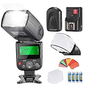 Neewer NW670 E-TTL Flash Kit Compatible, Fully satisfied