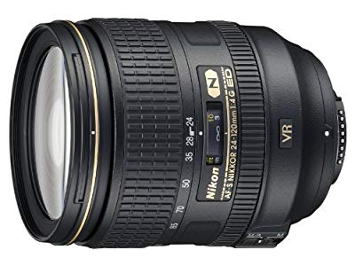 Nikon AF-S FX NIKKOR 24-120mm f/4G ED Vibration uction Zoom Lens – Great lens and great deal!