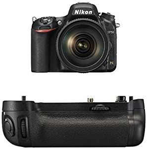 Nikon Battery Grip Bundle – If you thought  has ignored DX, think again.