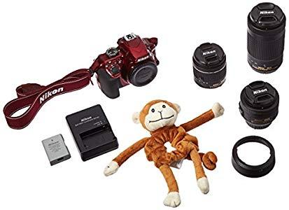 Nikon D3400 24 : Pretty Solid Kit