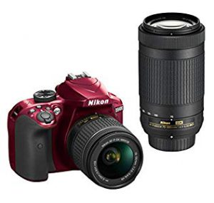 Nikon D3400 w/AF-P DX NIKKOR 18-55mm f/3, Great camera for the amateur photographer