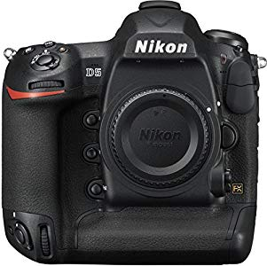 Nikon D5 20 : It can shoot silently, even in high speed continuous
