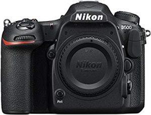 Nikon D500 DX-Format Digital SLR : Best DX camera in the market !!