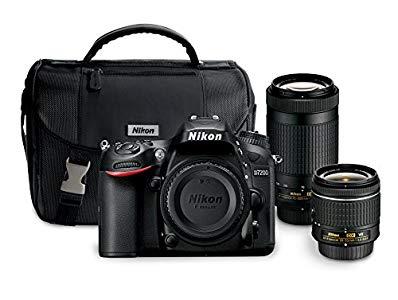 Nikon D7200 24 – 's Best DX – Rocks