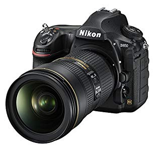 Nikon D850 FX-format Digital SLR Camera Body w/  AF-S FX NIKKOR 24-70mm f/2 – Just Buy it