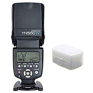 YONGNUO YN-560 IV Flash Speedlite, Great Flashes for a cheap price