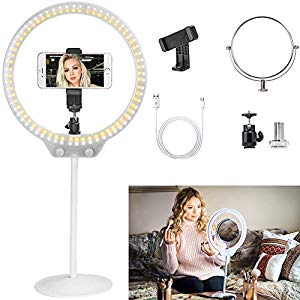 ZoMei 10 Inch Dimmable LED Ring Light – Love it